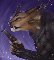 I am Charr. by iZonbi