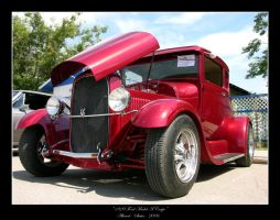 1929 Ford Model A Coupe by altered-states