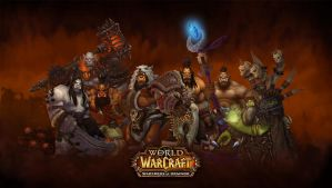Warlords of Draenor WIP 4 by Daerone