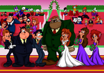 My Big Fat Goofy Wedding by Code-E