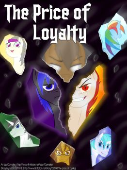 The Price of Loyalty - Journal #3 by M1SF0RTUNE