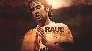 Raul - Real Madrid by React1v