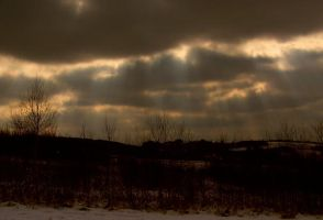 My light in darkness breathing by Nusio21