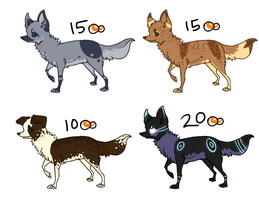 .:Closed:. Adoptables 1 by TheLastFreeUnicorn