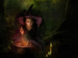 Little Witch by arite