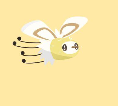 Cutiefly by Roosterz