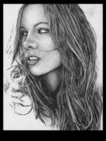 Kate Beckinsale by moparmar