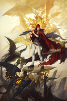 Summoner by shilin