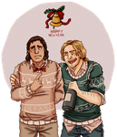 Assassin's Creed | Another awkward New Year by Lazorite