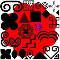 Hmong Inspired Graphics by Zuaj