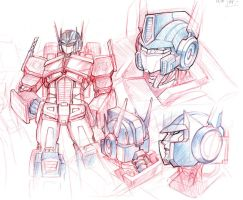 Optimus: sketch2 by ai-eye