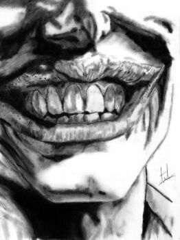 The Man Who Laughs by supridiot