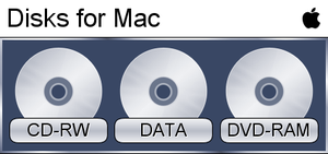 Disks For Mac by KenSaunders