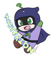 lil mysterion by SouthParkFantasy