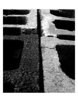 Cement Blocks Two by DayDreamsPhotography