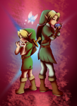 Unlimited Link Legend by Kirbopher15