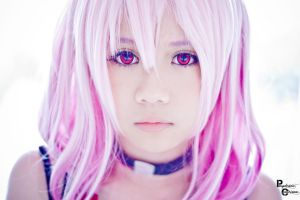 Yuzuriha Inori  A GUILTY CROWN PROJECT by alfenneo