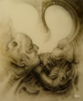 Mother and Son 25-1-13 by phoenixtattoos