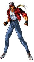 Terry Bogard 1 by Hellstinger64