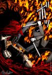 Alucard Level Zero Vs Andersen by UltimateGemini82