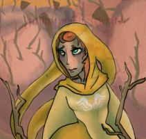 Land of Twigs and Peaches by kage-kunoichi