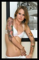 Lace and Tats No.25 by cuaz8993