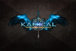 Logo-Design for a Private WoW Server   Kamical WoW by LoomarNet
