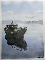 ... a boat ... by ihni