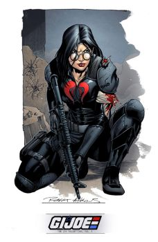 Baroness... Again! by spidermanfan2099