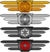 Imperial Pilot Wings V.2 by viperaviator