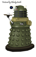 Dalek featuring TEA by BlackySmith
