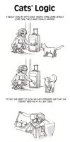 Cats' Logic by Alassa