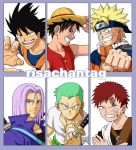 DBZ OP Naruto: Mix up by Risachantag