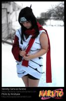 Kurenai Cosplay I by Serenity-Sama