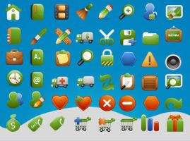 free stock vector iconset by FreeIconsFinder