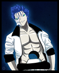 : Grimmjow : by nitsume