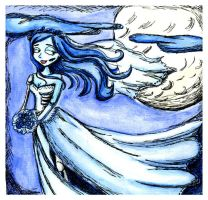 The Corpse Bride by Jini--Chan