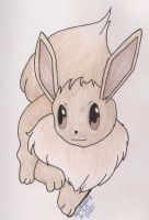 Eevee #2! by ShonaMaryDesigns