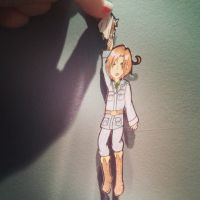 North Italy Paperchild by CaptainPasta