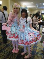 PMX 2010: Milky Berry Twins by ChineseDragonKeeper