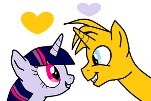 True Love(Twilight and Tails) by Daffodillfox