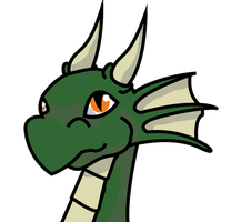 dragon vector by kungfudemoness