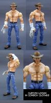 Cowboy Wolverine by Jin-Saotome