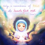 remembrance of Allah swt by ambientdream