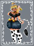 Cow girl (request) by jazzy2cool