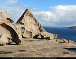 Remarkable Rocks Stock (07) by GhostlyStudios