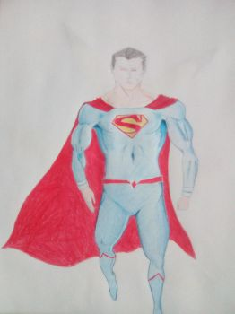 superman by TherealLevelZ