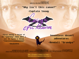 -Fake- Casey's Epic Adventure by Spottedfire-cat