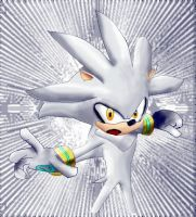 Silver The hedgehog by Metal-Overlord