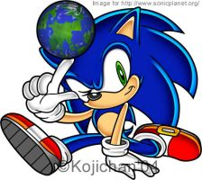 Request - Sonic Planet by Kojichan